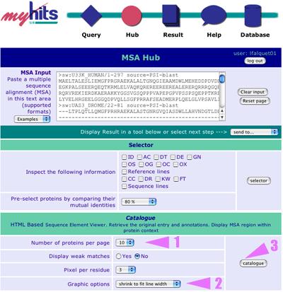 msa_hub page